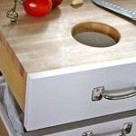 Pull Out Chopping Block, DIY