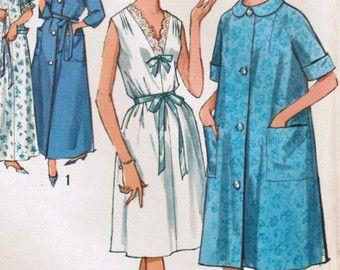 1960s Simplicity 5193 Vintage Sewing Pattern от midvalecottage