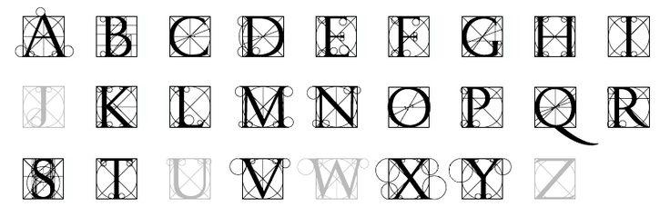 Typographie : Luca Pacioli, La Divine Proportion (De divina proportione) illustrations de Leonard de Vinci