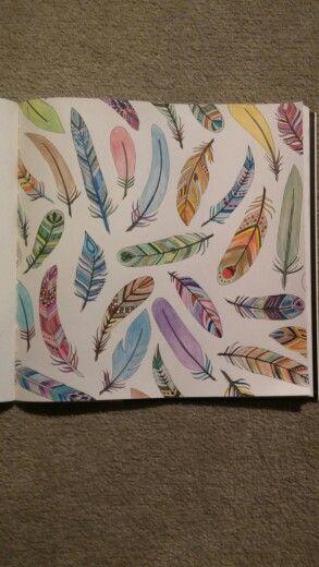 Johanna Basfords Enchanted Forest Coloring BookDoodle