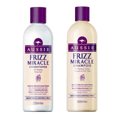 Frizz Miracle Shampoo and Conditioner by Aussie