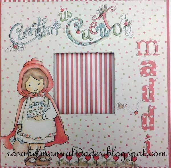 Rosabel manualidades: Malmas decorados