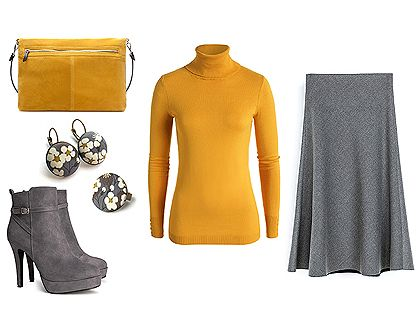Így hordd a pulóvert szoknyával! http://www.nlcafe.hu/oltozkodjunk/20130926/pulover-szoknya-divat/