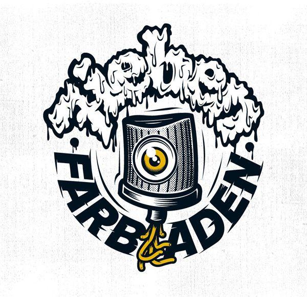 7ieben Graffiti Supply Store / Corporate Design on Behance