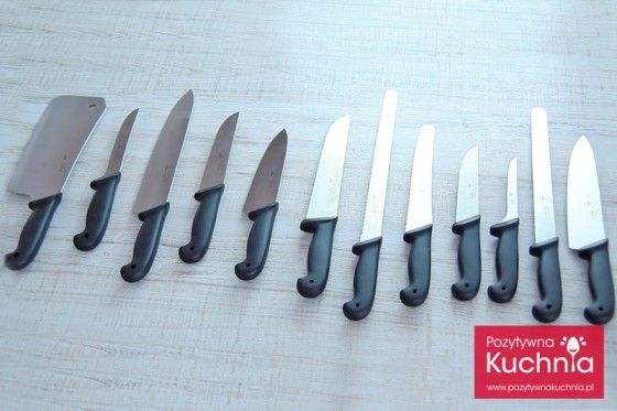 Jak wybrać nóż kuchenny i jakie rodzaje noży warto kupić - #poradnik  http://pozytywnakuchnia.pl/jak-kupic-noz/  #kuchnia #agd