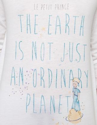 Camiseta El Principito - Camisetas - Oysho
