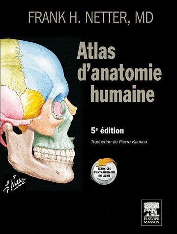 L'Atlas d'anatomie de Netter est un livre de référence internationale en raison de ses qualités iconographiques, scientifiques et pédagogiques.