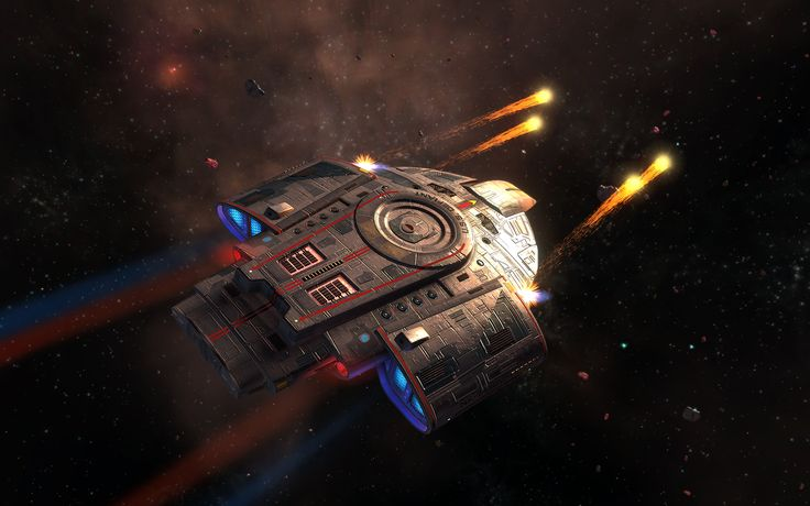 Star Trek Online: Defiant Remodel - We are pleased to announce that concurrent with the launch of the Valiant Class Tactical Escort (T6), we will be releasing an update to Star Trek Online's Defiant-class!