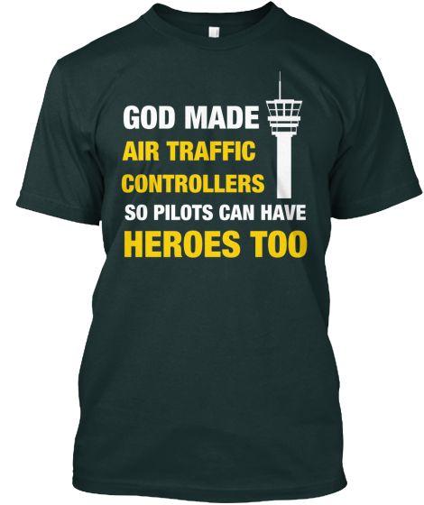 Air Traffic Control Heroes | Teespring