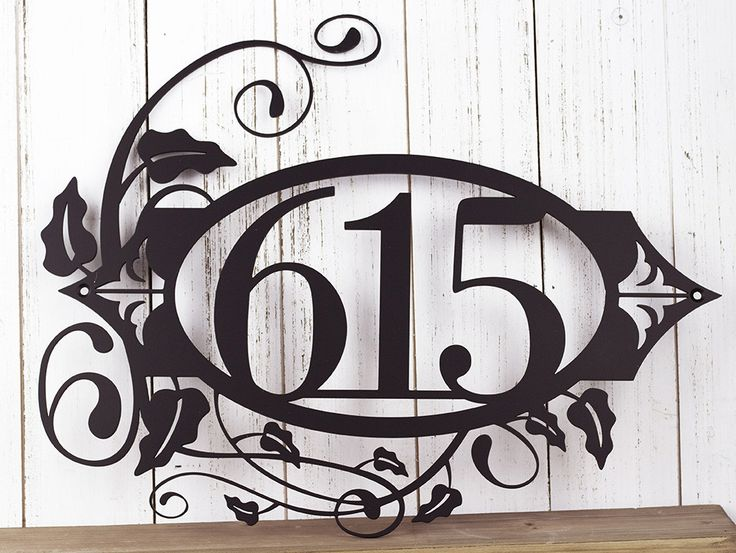 44 best house numbers images on pinterest house numbers address