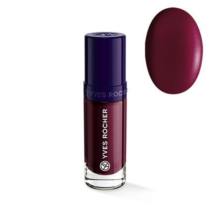 Yves Rocher, Botanical Colour Nail Polish, Purple Pink