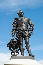 Sir Francis Drake - Plymouth, UK