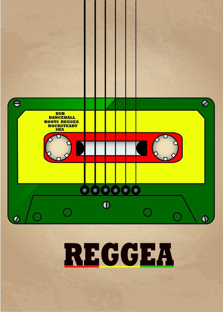 reggea poster