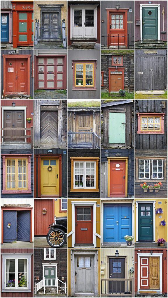 Doors of Norway | Flickr - Photo Sharing!