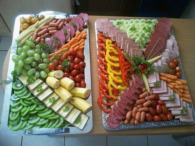 Замечательные идеи для праздничного стола
