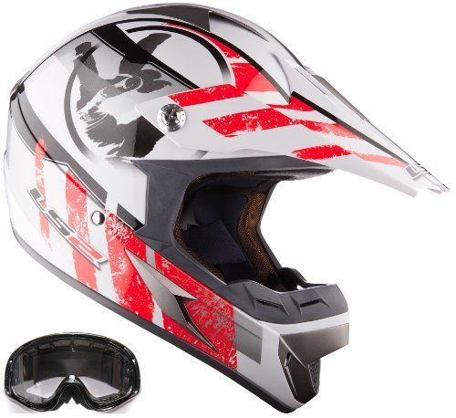 Casco LS2 MX433 motocross