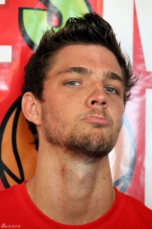 Chandler Parsons so hot right now, super excited for NBA to start up again!