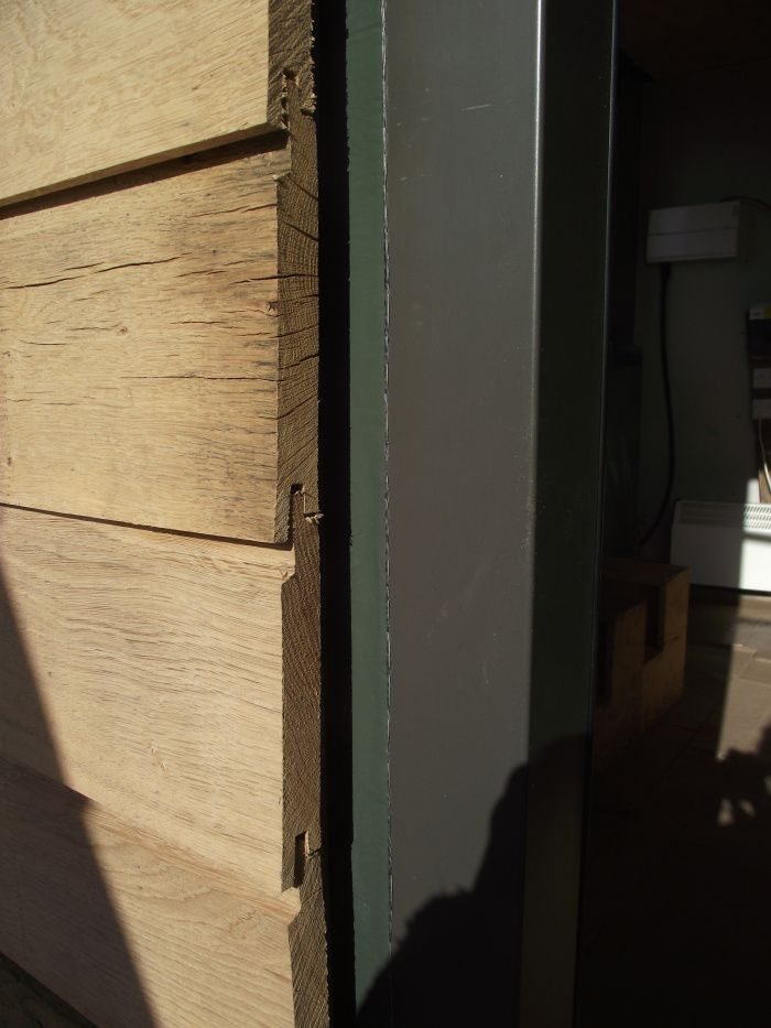 WikiHouseUK // 2015 // Midlands // First Wiki Farmhouse | The world's first Wikihouse home | detail
