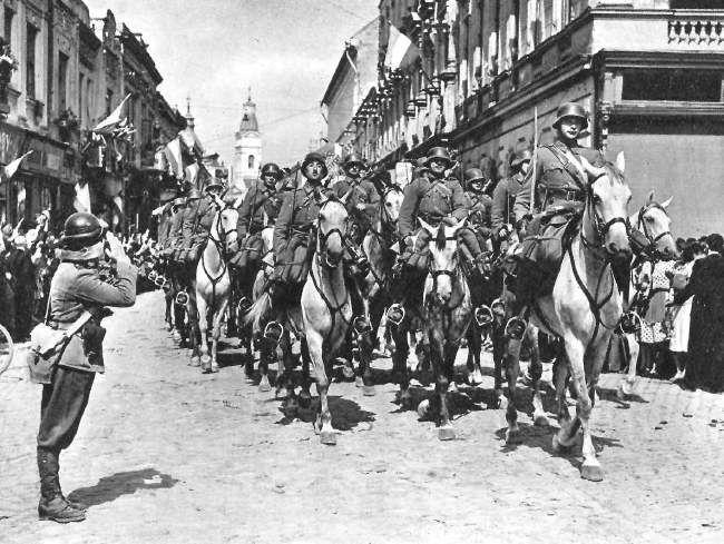 Hungarian Cavalry