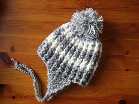 279c0640f8d 20) Easy crochet Newborn baby hat 14