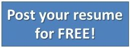 Job Seeker Post your Resume for free. Also, register at Bosscrawler.com for a special Online Resume Builder promotion coming 09/15/2015