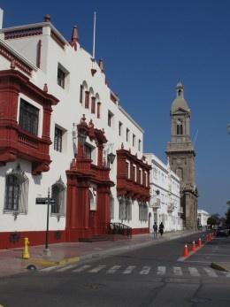 La Municipalidad, La Serena The Court House, La Serena, Chile