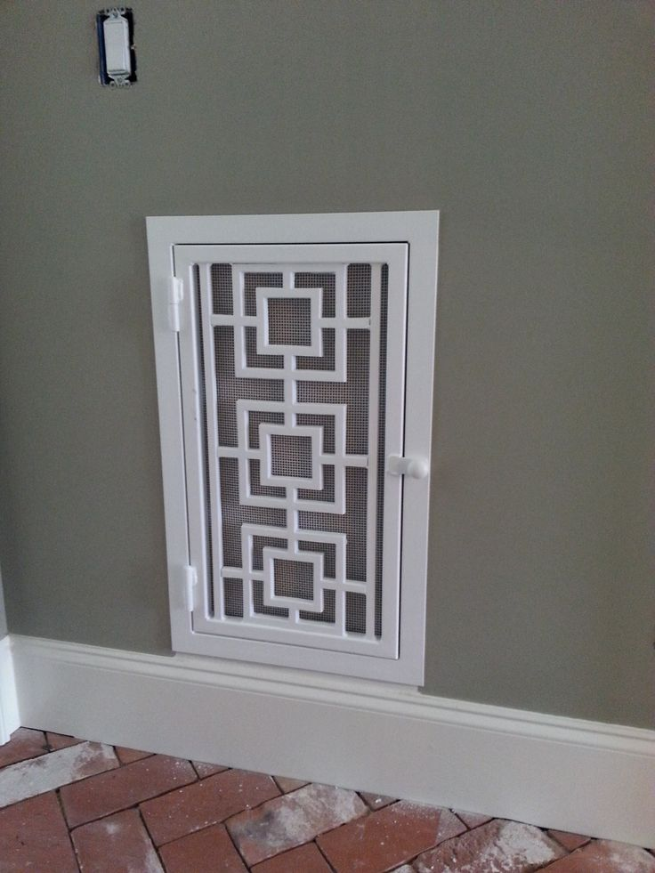 Remodel any room in 15 minutes, Fancy Vents are beautiful decorative return air replacement covers hand-crafted and made from ornamental iron.