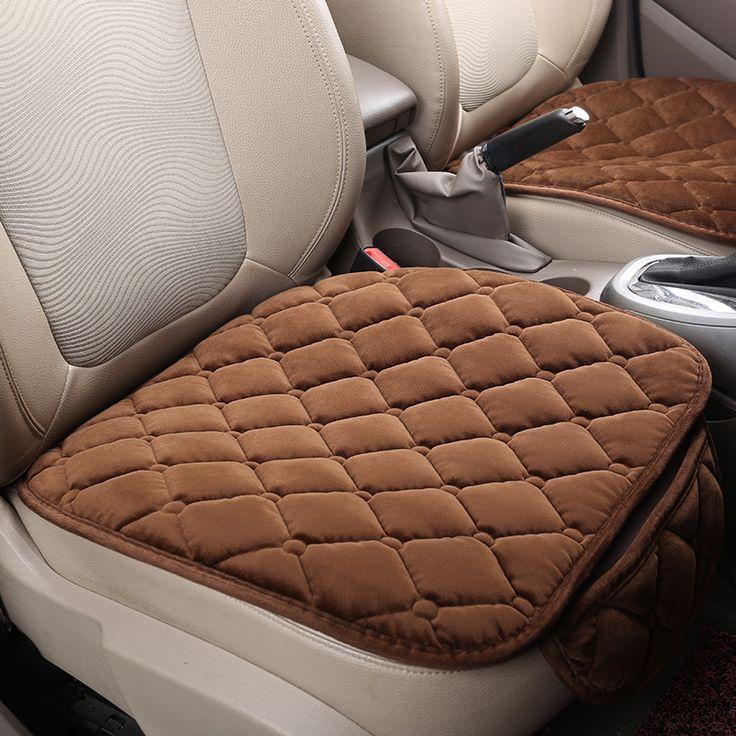 New Universal Velvet Car Seat Cushions For Toyota Corolla RAV4 Prius Prado Highlander Sienna zelas verso Mark X Crown , #Affiliate