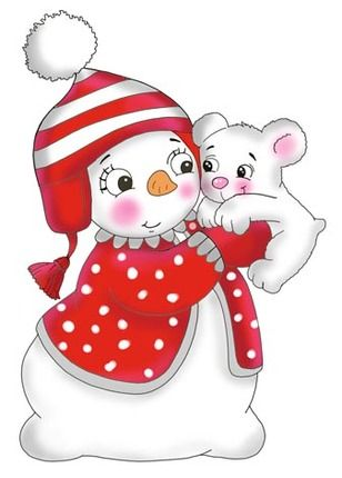 17 Best images about Christmas Clipart on Pinterest | Natal, Clip ...