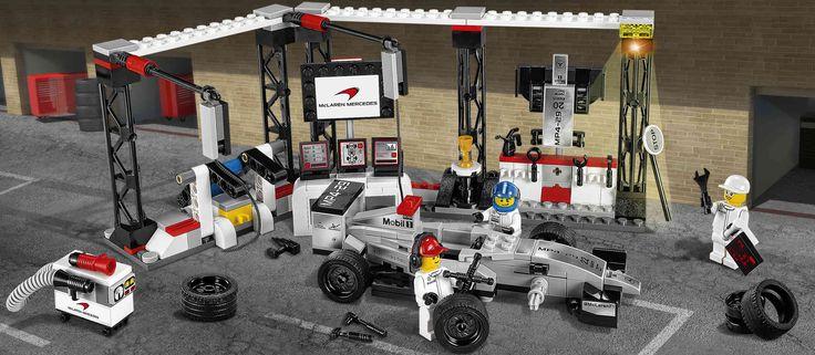 Produkter - Speed Champions LEGO.com