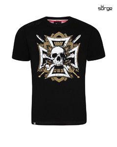 Koszulka HUSARZY ŚMIERCI czarna