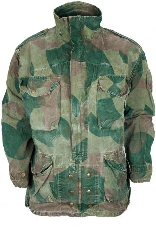 Belgian Army Denison Smock Parajumper Jacket Denim Idea