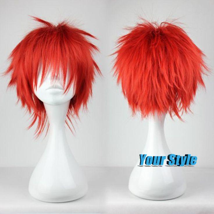 $18.92 (Buy here: https://alitems.com/g/1e8d114494ebda23ff8b16525dc3e8/?i=5&ulp=https%3A%2F%2Fwww.aliexpress.com%2Fitem%2F30CM-Short-Pixie-Red-Wigs-Picture-Short-Haircuts-Layered-Hairstyles-Kuroko-No-Basuke-Basket-Akashi-Seijuro%2F32616135398.html ) 30CM  Short Pixie Red Wigs Picture Short Haircuts Layered Hairstyles Kuroko No Basuke Basket Akashi Seijuro Cosplay Wigs Anime  for just $18.92