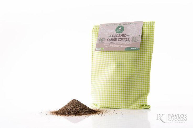 Organic Carob coffee by Pure Philosophy www.agnotis.eu