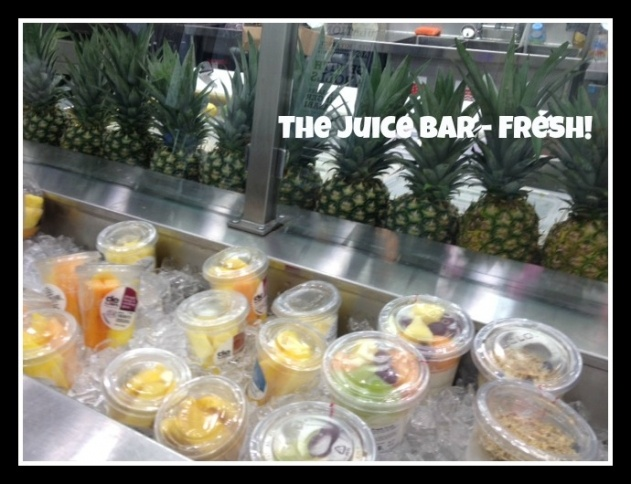 """""""This particular Duane Reade location has more amenities than your average store, including a juice bar, sushi bar (freshly made while you watch!), nail salon, hair salon, shoe shine station and more. It's like its own little """"city"""" on Wall Street."""" #DuaneReade Wall Street #shop #cbias"""
