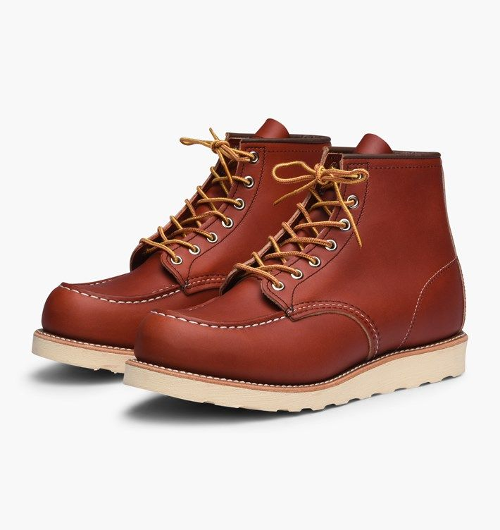 Classic Moc Red Wing 8131  363640