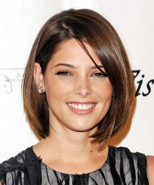 Ashley Greene Short Hairstyle