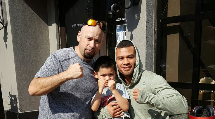Support Abel Trujillo and Watch Him Fight Tonight on FS1