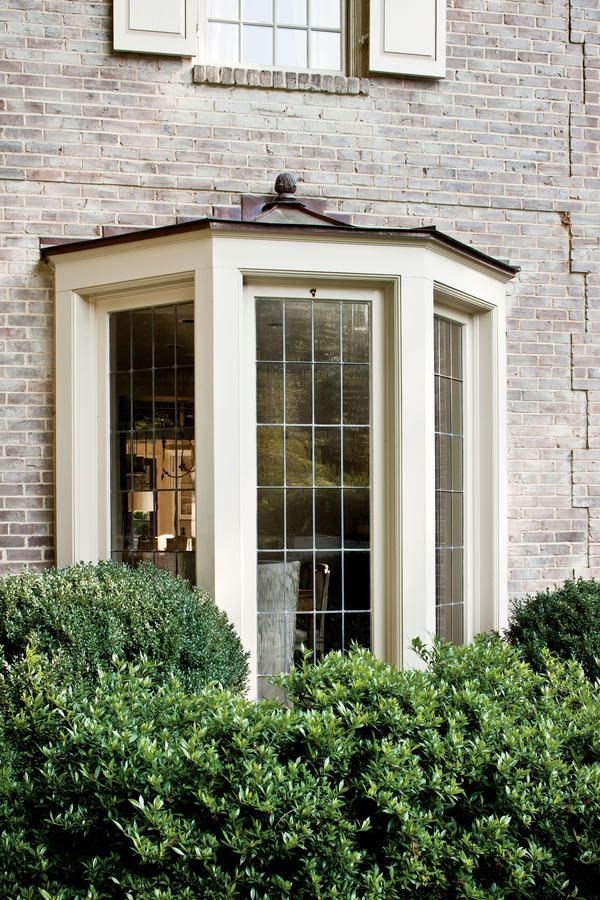 A Charming Restoration Bay window exterior, Bay window