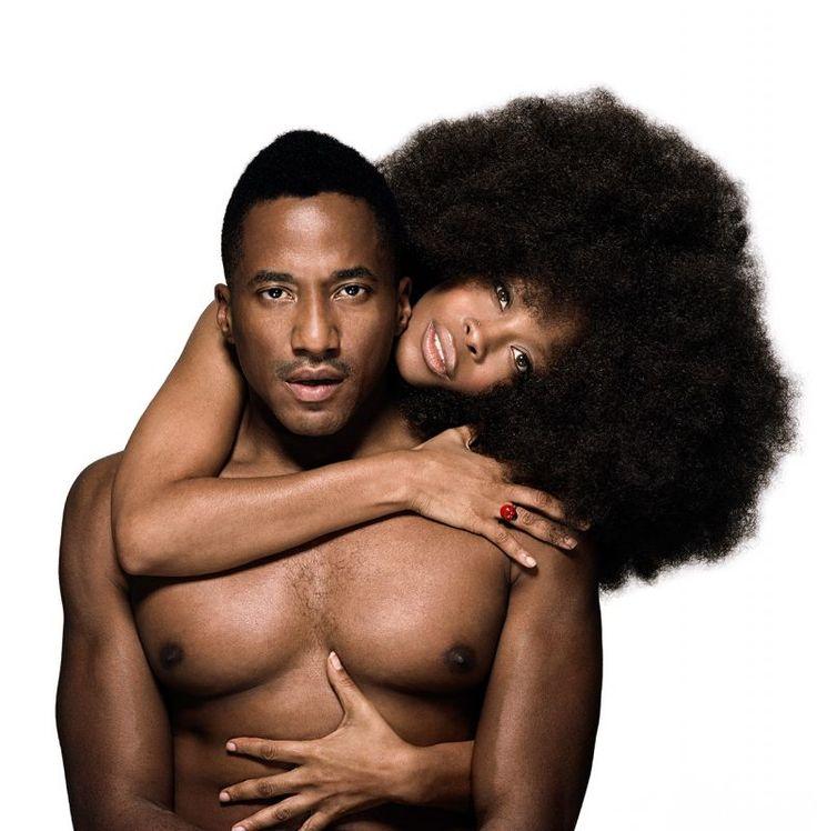 Q-Tip and Erykah Badu |Marc Baptiste