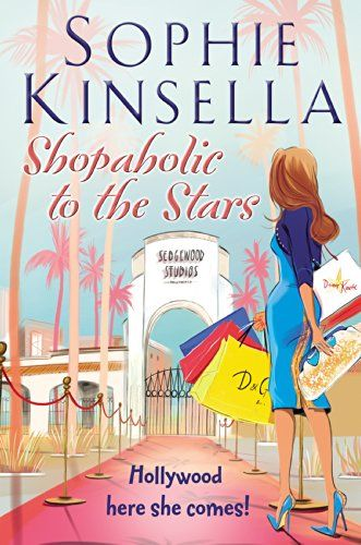 Shopaholic to the Stars by Sophie Kinsella http://www.amazon.co.uk/dp/059307016X/ref=cm_sw_r_pi_dp_mV4.tb1ECRAXK Cannot WAIT for this to be released! Have been wanting a new shopaholic book for ages! :-)