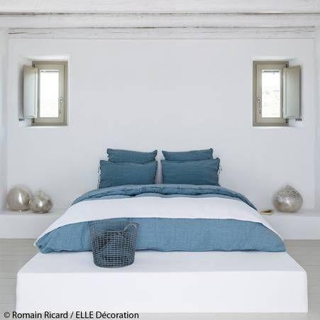 les 25 meilleures id es concernant chambre grecque sur pinterest d cor grec bleu grec et. Black Bedroom Furniture Sets. Home Design Ideas