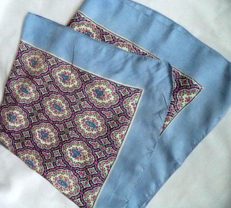26 best UBER VINTAGE LUX scarves images on Pinterest ...