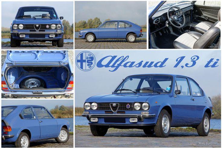 Alfa Romeo Alfasud 1,3 T.I.