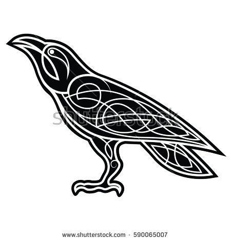 best 25 celtic raven tattoo ideas on pinterest celtic
