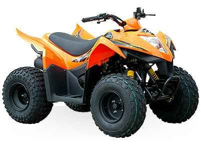 New 2016 Kymco Mongoose 90s ATVs For Sale in Alabama. 2016 Kymco Mongoose 90s, The Mongoose 90S is a slick youth-sized sport quad that comes with serious GNCC and ATV Motorcross racing credentials. Powered by an air-cooled and carbureted 89cc 4-stroke engine, and operated via an easy to use automatic CVT with F-N-R, the chain-drive Mongoose features a single A-arm front and swingarm rear suspension mated to preload adjustable shocks, 18x7-8 front/18x9-8 rear tires, and front drum and rear…