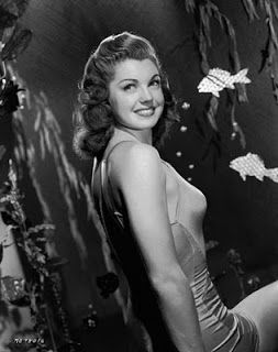 """Vintage Glamour Girls: Esther Williams in """"Bathing Beauty"""""""