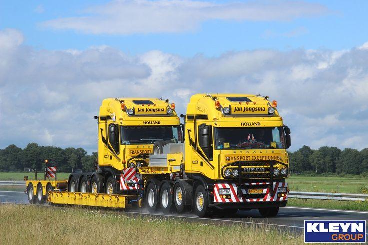 An impressive sight! Are you interested in buying a used Iveco? Please check out