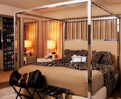 Bedroom: Zebra Print Bedroom Ideas, Zebra Print Bedroom Set, Zebra Print  Decor For Bedroom