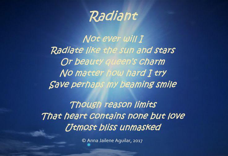 Radiant – Anna Jailene Aguilar